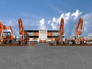 Компания Hitachi Construction Maсhinery (Europe) примет участие в выставке CONEXPO Russia 2008.